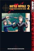 Battle Royale, Book 2 Koushun Takami and Masayuki Taguchi - $48.98
