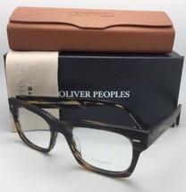 New Oliver Peoples Eyeglasses Ryce Ov 5332U 1474 51-19 145 Matte Cocobolo Frames - $324.95