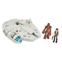 Disney Millennium Falcon Star Wars Play Set Toybox New with Box - $118.79