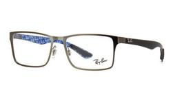 Authentic Ray Ban Eyeglasses RB8415 2620 Tech Carbon Fibre Frames Rx-ABL... - $80.18