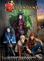 Disney's Descendants New DVD Widescreen Movie - $16.06