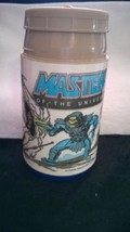 MASTERS OF THE UNIVERSE Lunchbox Thermos without cup - $3.50