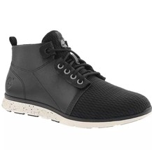 Timberland Womens Killington Chukka Boot, Black, 11M US - $89.09