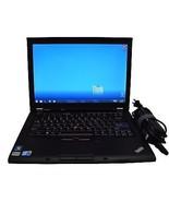 "Lenovo ThinkPad T410 Laptop i5-520M 2.4GHz 4GB RAM 250GB HDD WebCam 14.1"" Win7 - $148.49"