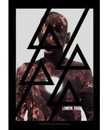 Linkin Park Poster Flag Burn It Tapestry - $12.99