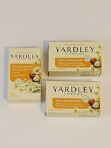 Yardley Shea Buttermilk Soap 3 Bars, 4.5 Oz Each - $11.64