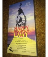 RARE Oh Happy Day The Legends of Gospel VHS Tape Christian Shirley Caesa... - $12.78