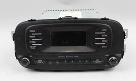 2014 2015 KIA SOUL AM/FM RADIO CD PLAYER RECEIVER OEM - $84.14