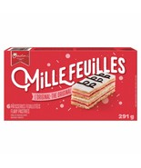 4 Boxes VACHON Mille Feuilles -Flaky Pastries - 6 Cakes Each -291g-Canad... - $35.59