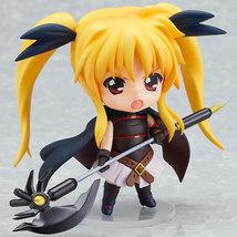 Magical Girl Lyrical Nanoha: Fate Testarossa Nendoroid #099 Action Figure NEW! - $59.99