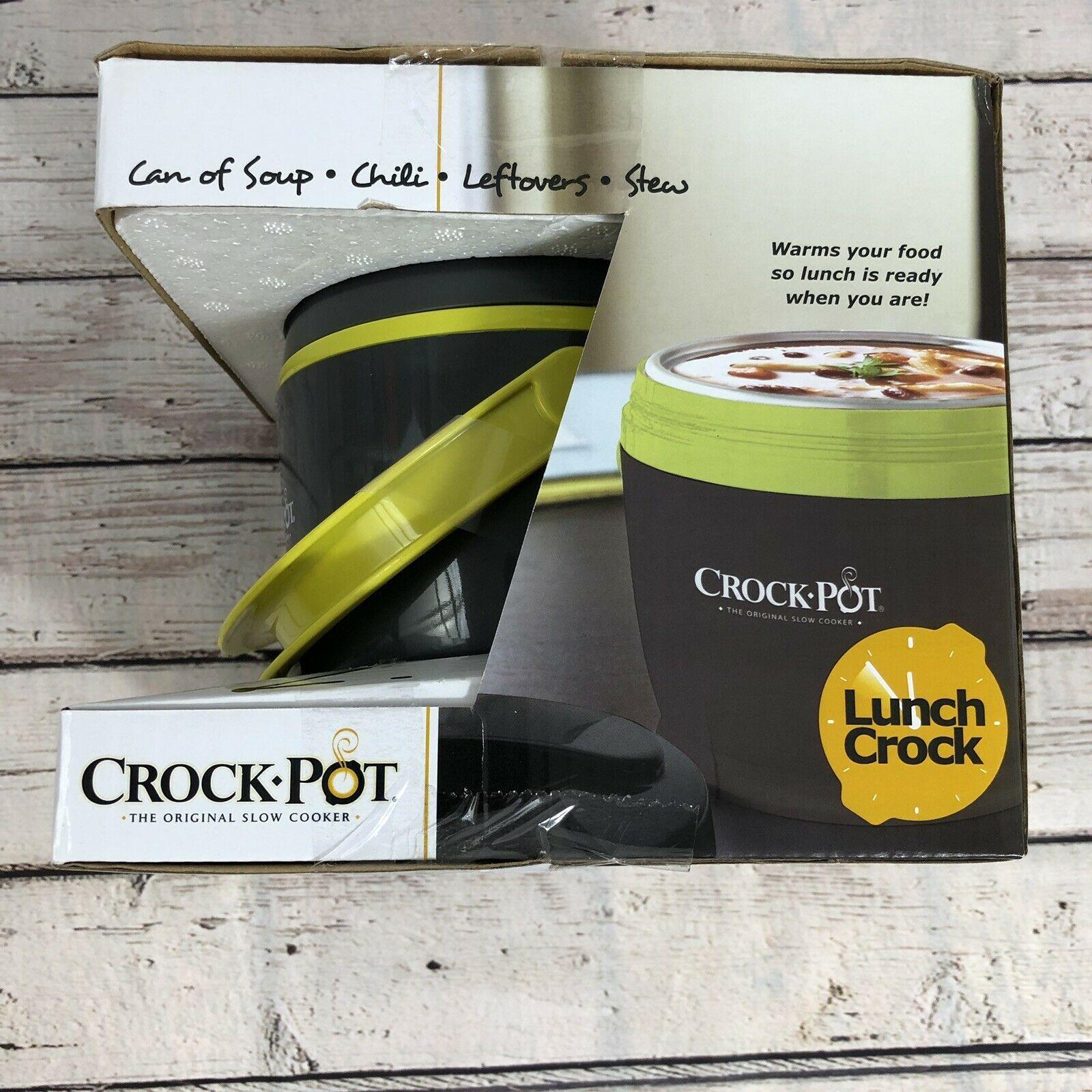 Crock Pot Lunch Crock Food Warmer image 2