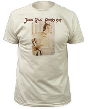 John Cale-(Velvet Underground)-Paris 1919 Cover-XXL Natural  T-shirt - $17.41