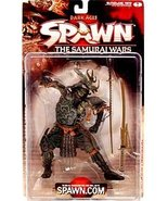 Spawn Dark Ages Samurai Wars Jackal Assassin Action Figure - $42.00
