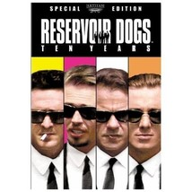 Reservoir Dogs (DVD, 2003, 10th Anniversary Edition - Generic Cover) - $3.63
