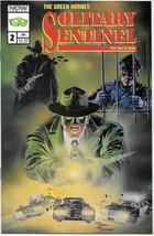 The Green Hornet: Solitary Sentinel Comic Book #2 NOW 1993 FINE+ - $1.75