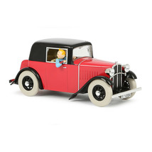 THE ROSENGART GET-AWAY CAR 1/24 VOITURE TINTIN CARS THE BROKEN EAR NEW 2019