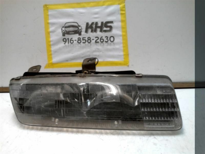 Primary image for Passenger Headlight Fixed Composite Coupe Fits 91-96 SATURN S SERIES 51816