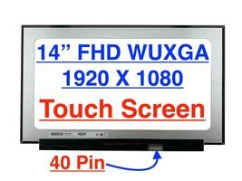 "B140HAK02.0 14"" WUXGA FHD LED LCD Touch Screen Replacement + Digitizer - $960.30"