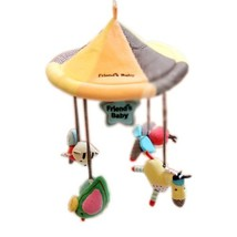 Happy Horse Baby Music Take Along Mobile Infant Dreams Swings Cribs Decors image 2