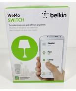 Belkin WeMo Wi-Fi White Switch F7C027FC (OPEN BOX BRAND NEW) - $19.80