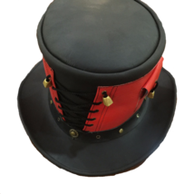 Vance Leather Red Rover Top Hat - $89.95