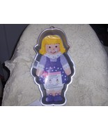Wilton Retired StoryBook Doll Cake Pan with Insert and Booklet - $18.00