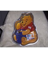 Wilton Vintage Winnie The Pooh With Honey Pot Cake Pan with Insert and B... - $15.00