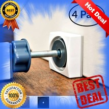 Wall Nanny Mini Baby Gate Protector 4 Pack Made in USA For Dog Pet Gates... - $16.45