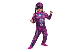 Toddler Girls Disguise Power Rangers Pink Ranger Dress-Up Costume Size 2T - $13.85