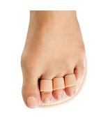 PediFix Triple Toe Straightener Reduces Rubbing Between Toes Soft Fits E... - $10.36+