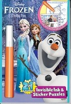 Disney Frozen 2in1 Activities Chilly Fun (Pen Colors Vary) Book - $3.99