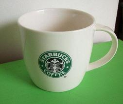 Starbucks Coffee Mug 8 oz. Green Logo Crown Star 2008 Coffeehouse Collec... - $25.00