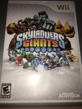 Skylanders Giants - Nintendo  Wii Game - $7.75
