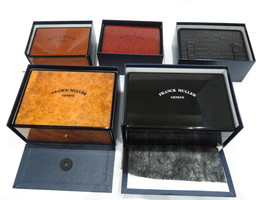 lot of 5 : FRANCK MULLER watch case box #10 - $1,188.00