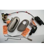 2001 02 03 F150 Super Crew RH Door Latch Power Lock Handle Front Actuat... - $94.35