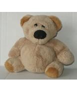 Russ Australia Vtg Teddy Bear Pot Belly Plush Toy Mini Shaggy Stuffed Animal HTF - $46.74