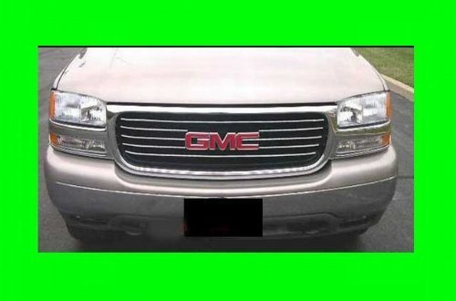 Primary image for 1999-2002 GMC SIERRA GRILLE GRILL KIT 2000 2001 99 00 01 02 1500 2500 3500 SL...