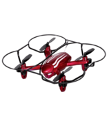 Brand New Propel RC Spyder X Stunt Palm Sized High Performance Drone Red... - $27.65