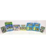 Teenage Mutant Ninja Turtles Cards, Books, & Stickers Original Vintage T... - $34.64