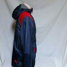 VTG 90s Tommy Hilfiger Jeans Windbreaker Jacket Colorblock Sailing Coat Medium image 4