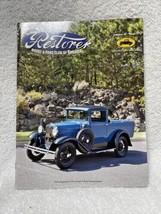 model a ford restorer magazine Volume 58 Issue 5 January/ February 2014 - $14.85