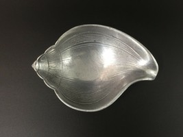 Vintage Arthur Court Conch Shell Small Serving Bowl Dish Catchall Tray N... - $25.00