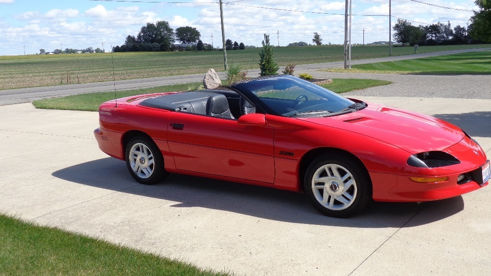 1995 Chevrolet Camaro Z28 For Sale In Dublin, OH 43016
