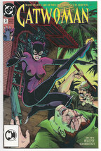 Catwoman #3 Vol 2 1993 DC Comics (VF+) - $2.75