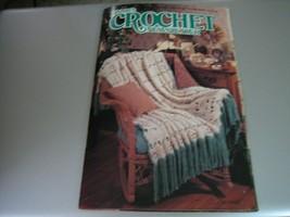 Annie's Crochet Newsletter Booklet #43 - January/February 1990 - $7.91