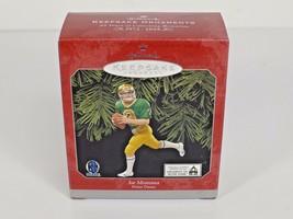 1998 Hallmark Ornament Joe Montana Notre Dame - $14.80