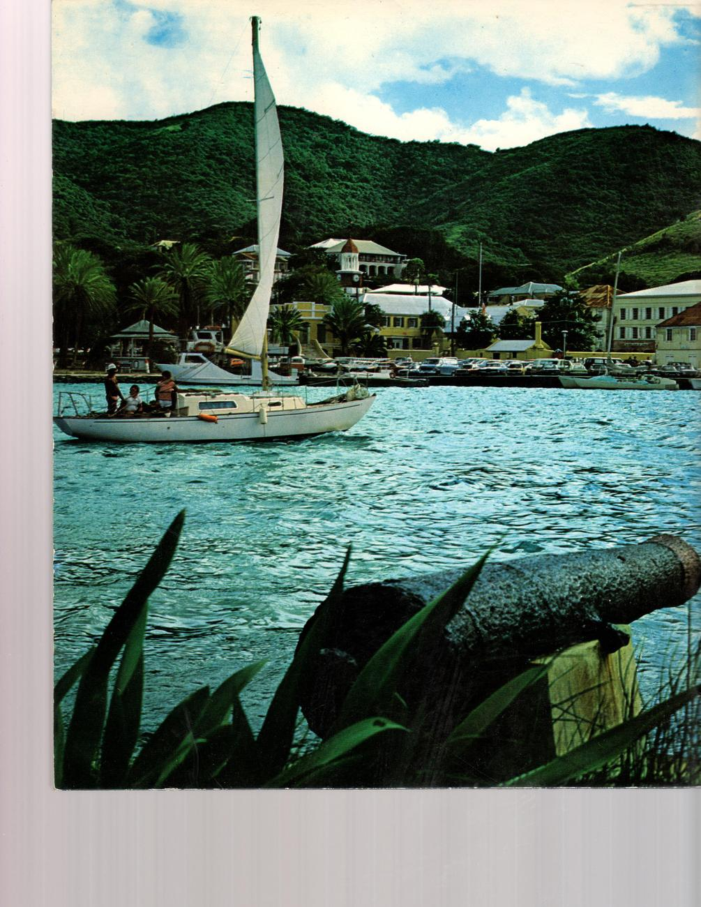 The Sunny Virgin Islands - St Thomas, St. Croix, St. John, Tortola, Virgin Gorda