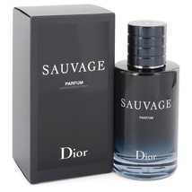 Christian Dior Sauvage 3.4 Oz Parfum Spray image 4