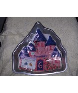 Wilton Retired Enchanted Castle Cake Pan with Insert and Booklet - $15.00
