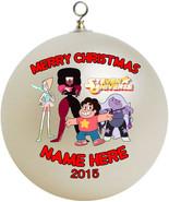 Personalized Steven Universe Christmas Ornament Custom Gift #1 - $16.95